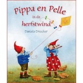Pippa en Pelle in de herfstwind - karton