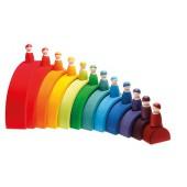Regenboogvriendje - Per Stuk