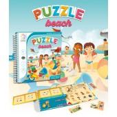 Puzzle Beach (48 opdrachten) - magnetisch