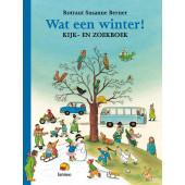 Wat een Winter - Kijk- en Zoekboek - karton