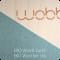 Wobbel XL - Blank gelakt - Vilt Lucht