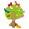 Vogelboom - Lichtgroen
